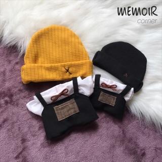 [Mã TOYNOV hoàn 20K xu đơn 50K] Outfit cho Doll 15cm & 20cm – Fall for you