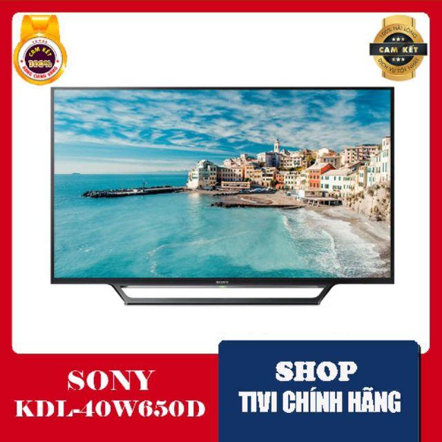 Tivi Sony 40 inch KDL-40W650D