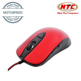 Chuột game Motospeed V16 DPI2800 Led đa màu (Đỏ) thumbnail
