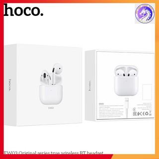 Tai Nghe Bluetooth Chính Hãng HOCO ES46/ HOCO EW03  TWS Pro V5.0 - Định Vị Tai Nghe - Cửa Sổ Popup - Đổi Tên