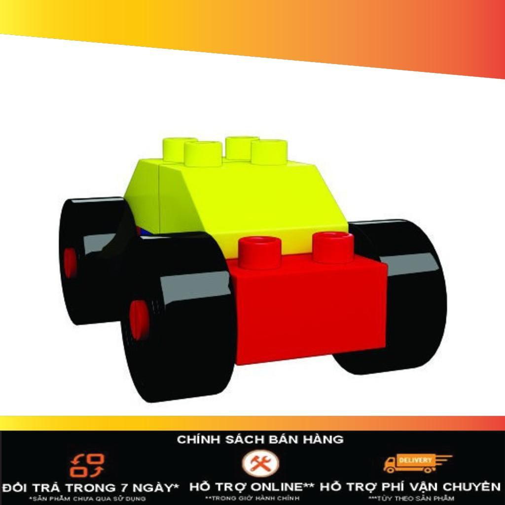 [ Nhập XELUC giảm thêm 50K nhé ] Đồ chơi xếp hình trẻ em Nhựa Chợ Lớn 317 – M1587-LR (Ảnh thật)