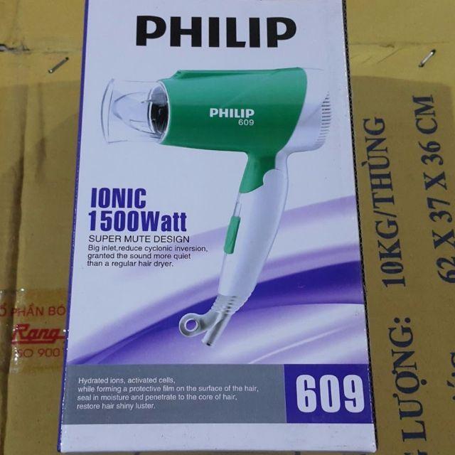 Máy sấy tóc 2 chiều PHILIP 609