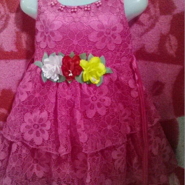 Đầm công chúa 3tầng