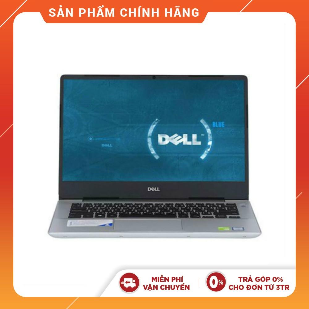 [Mã ELLAPDESK giảm 5% đơn 3TR] Laptop Dell Inspiron 5480 X6C893 i5-8265U, 8GB, 256GB, MX250 2GB, 14'FHDChính Hãng