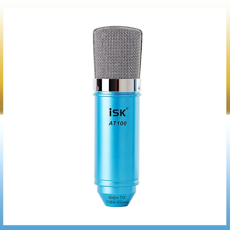 7. Micro thu âm cho máy tính ISK AT100