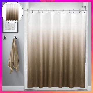 [BigSale] Shower Curtain for Bathroom,Waterproof Shower Curtain Set with 12 Hooks, Washable Bath Curtains for Bathtubs, Hotel , 72×72 Inch