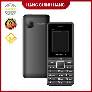 Điện thoại KINGREAT S90 Pin trâu 3200mah - phím lớn - Bảo Hành 1 đổi 1 365 ngày thumbnail