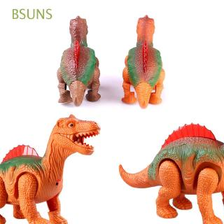 BSUNS Interactive Christmas Gift Sound Animal Model Children Walking dinosaur