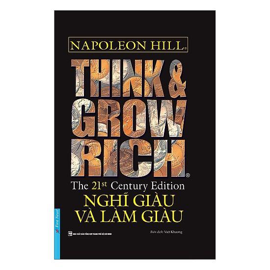 Sách - Think & Grow Rich - Nghĩ Giàu Và...