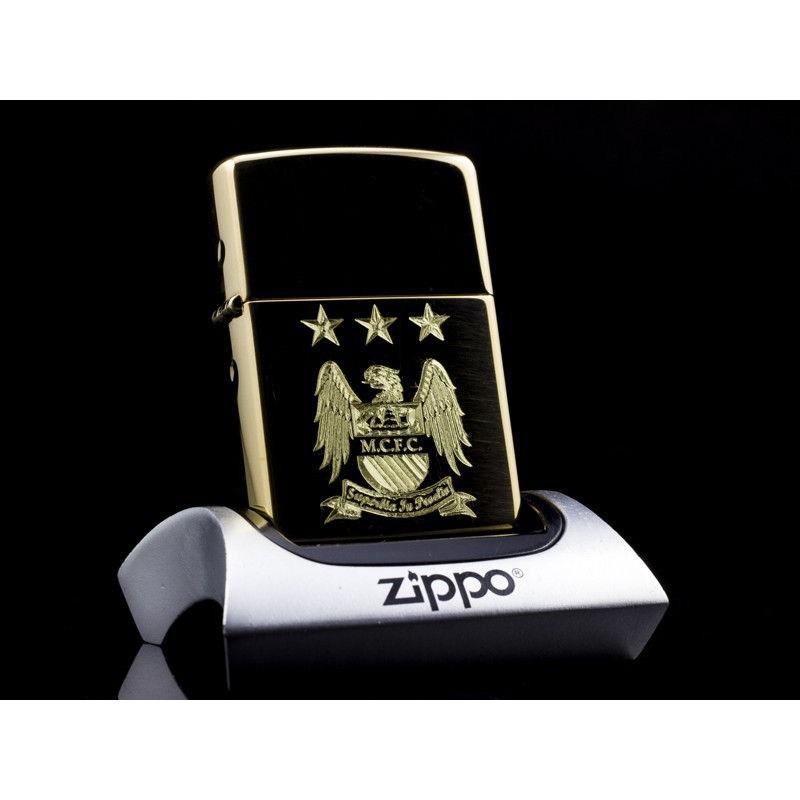Hộp Quẹt Zippo Logo Manchester City F.C - 2622822 , 1288042100 , 322_1288042100 , 589000 , Hop-Quet-Zippo-Logo-Manchester-City-F.C-322_1288042100 , shopee.vn , Hộp Quẹt Zippo Logo Manchester City F.C