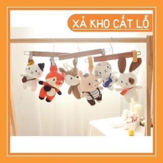 [FREESHIP] [Xả Hàng] Thỏ Cà Rốt – Thú nhồi bông dễ thương – Quà tặng đặc biệt cho bé – Đồ trang trí phòng bé