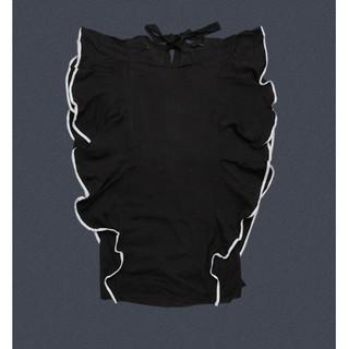Đầm lanh đen vnxk