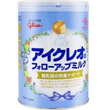 Sữa bột Glico 9