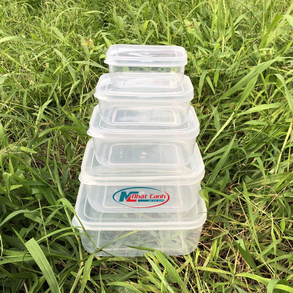 Hộp bảo quản thực phẩm bằng nhựa Song Long