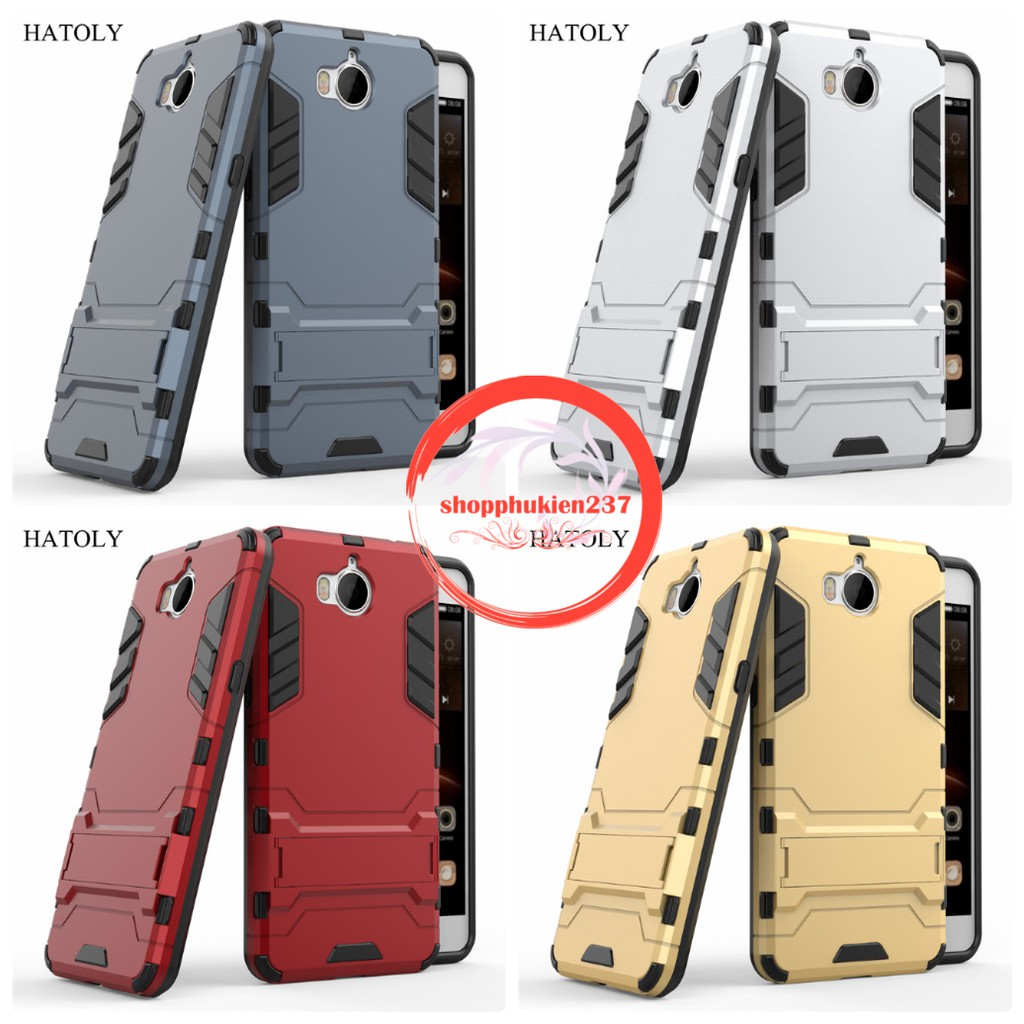 HUAWEI Y5 2017 ỐP CHỐNG SỐC IRONMAN CAO CẤP