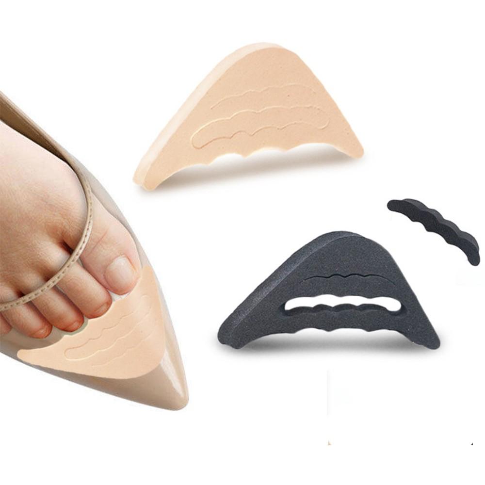 Lót mũi giày su non đệm êm ngón chân, có tác dụng giúp giảm size cho giày bị rộng - lót giày giá sỉ BuySales -PK50