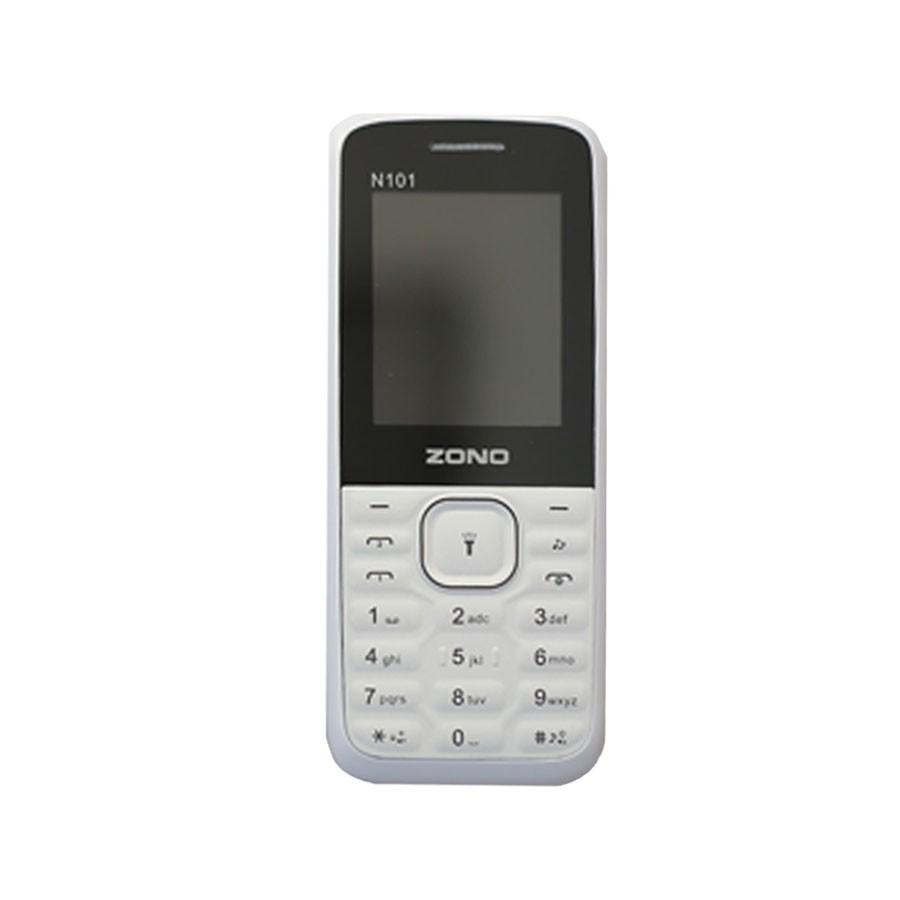Zono N101 2 sim (Trắng)