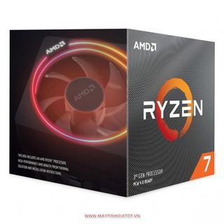CPU AMD RYZEN 7 3700X ( 3.6 GHZ TURBO 4.4GHZ MAX BOOST) 36MB CACHE 8 CORES 16 THREADS SOCKET AM4 95 thumbnail