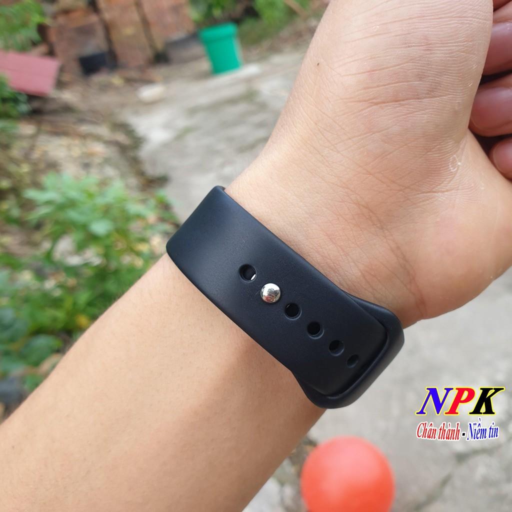 Đồng hồ thông minh W35, Nghe gọi Bluetooth, chống nước IP68, 2 nút cạnh sườn siêu đẹp, Bảo hành 6 tháng