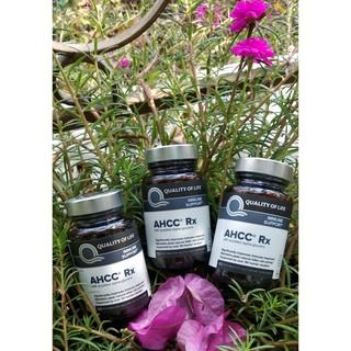 ()AHCC Rx 300 60 viên hỗ trợ đào thải hết sùi mào gà, hết HPV