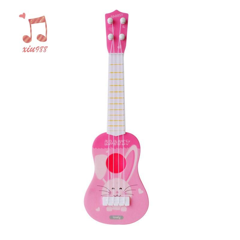 Đàn ukulele đồ chơi hình thỏ dễ thương cho bé - 21830717 , 4610725498 , 322_4610725498 , 60971 , Dan-ukulele-do-choi-hinh-tho-de-thuong-cho-be-322_4610725498 , shopee.vn , Đàn ukulele đồ chơi hình thỏ dễ thương cho bé