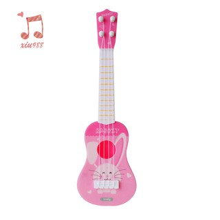 Musical Instrument Ukulele Enlightenment Early Childhood – Rabbit