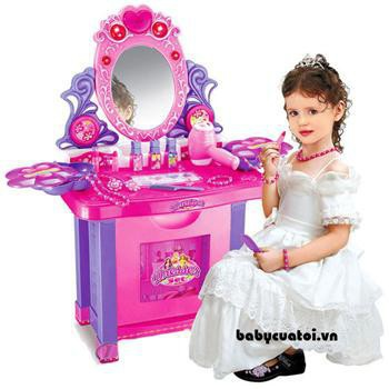 Vali trang điểm cho bé gái an toàn mà siêu xinh 0962635288 shopsieurevn