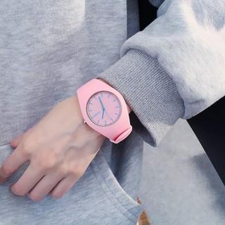 (Giá sỉ) Đồng hồ thời trang nam nữ Geneva G86 dây silicon