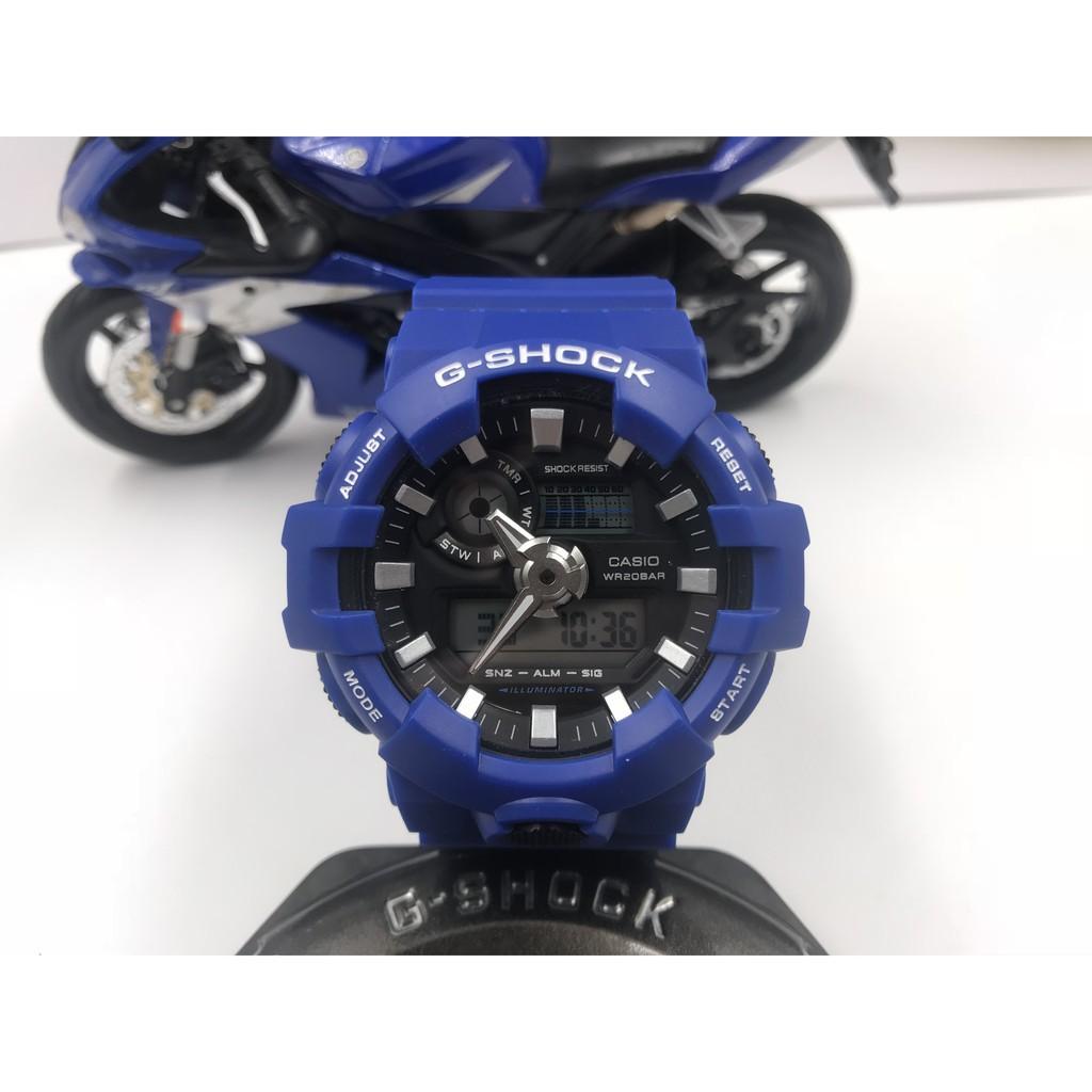 Original Casio Watch g-shock Electronic Wrist GA-700 Men Women Sports Watch