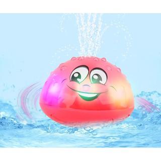Đồ chơi phun nước cho bé hình mặt cười – Đồ chơi phun nước cho bé