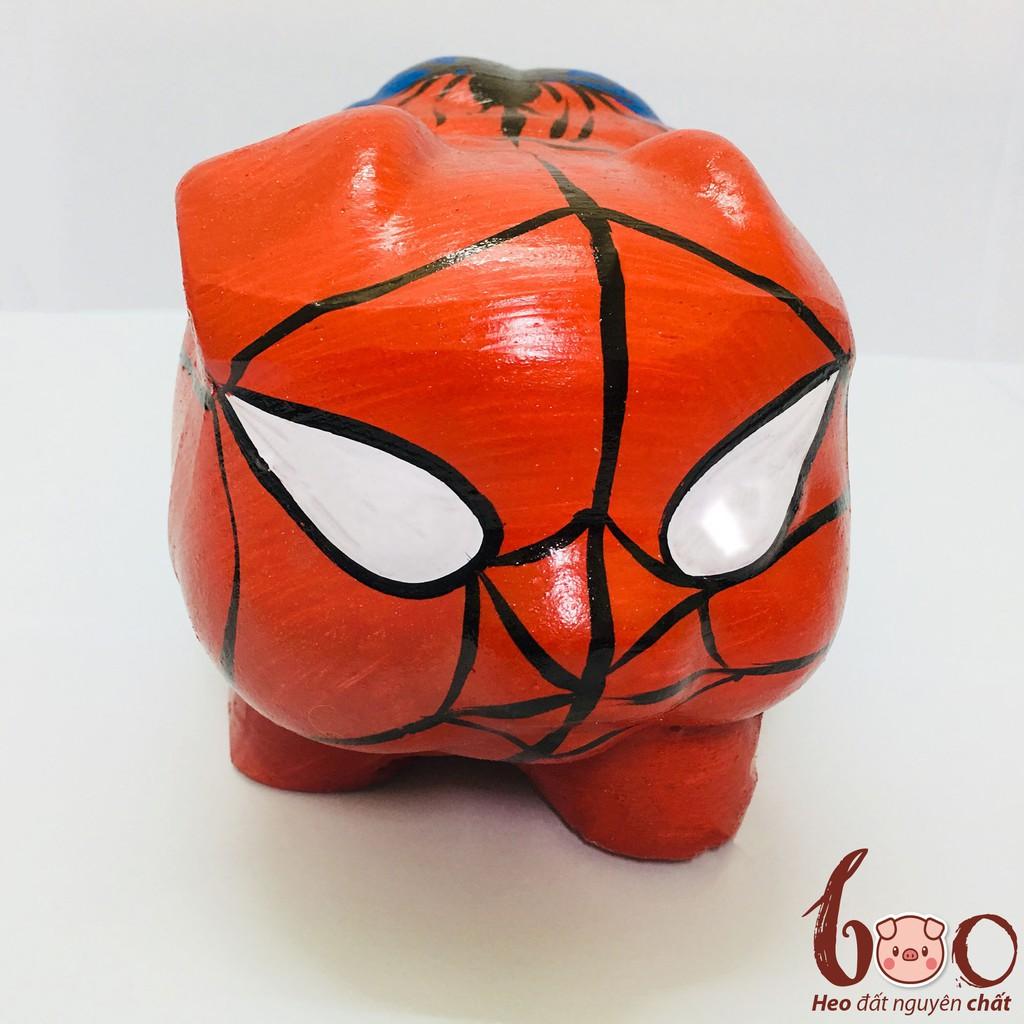 Heo Đất - Người Nhện (Spiderman)