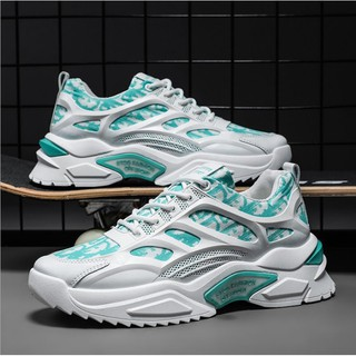 [FreeShip - Siêu Phẩm] Giày thể thao nam, giày sneaker nam độn đế mới nhất 2021 AVI - 392