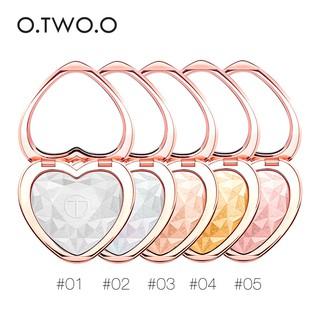[XẢ KHO] Phấn bắt sáng 3D hình tim O.TWO.O Love Highlight Powder 9126 thumbnail