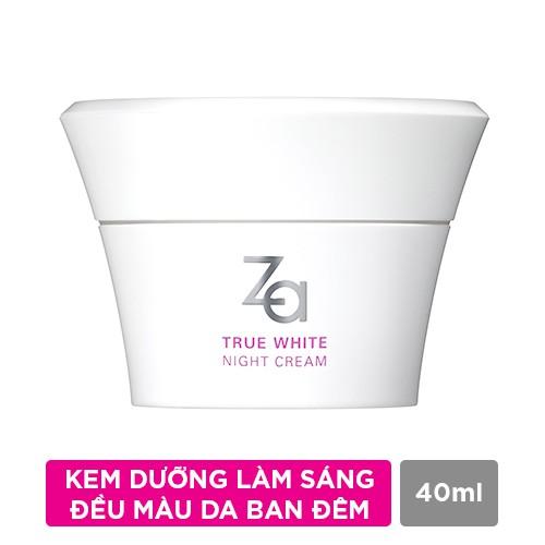 Kem dưỡng làm sáng và đều màu da ban đêm True White Ex Night Cream 40ml - 8935218505288 - 3260127 , 365985689 , 322_365985689 , 259000 , Kem-duong-lam-sang-va-deu-mau-da-ban-dem-True-White-Ex-Night-Cream-40ml-8935218505288-322_365985689 , shopee.vn , Kem dưỡng làm sáng và đều màu da ban đêm True White Ex Night Cream 40ml - 8935218505288
