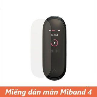 Bộ 5 miếng dán màn hình OLED miband 4 miband4