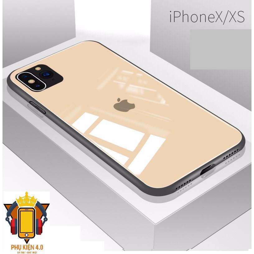 """Ốp lưng kính Giả iphone 11 Pro Max """"siêu đẹp"""" dành cho iPhone 6/6s/7G/8G/6+/6s+/7+/8+"""