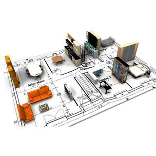 Yêu Thích(Mẫu 05) Thiết kế thi công lắp đặt nội thất Toàn quốc - Mẫu thiết kế phòng khách trung tính