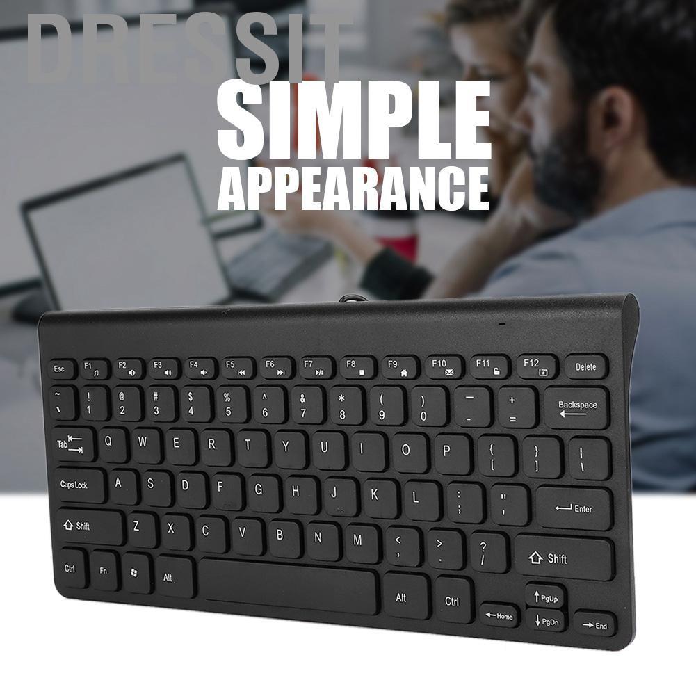 Combo Bàn Phím Chuột Quang Có Dây + Chuột Quang Cho Pc / Laptop