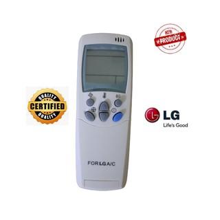 Điều khiển điều hòa LG- Hàng tốt các dòng J V10 V13 V18 9000BTU 12000BTU 18000BTU 1 chiều 2 chiều Inverter