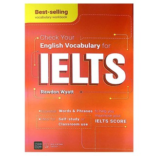 """Sách - Check Your English Vocabulary For Ielts giá chỉ còn <strong class=""""price"""">6.300.000.000đ</strong>"""