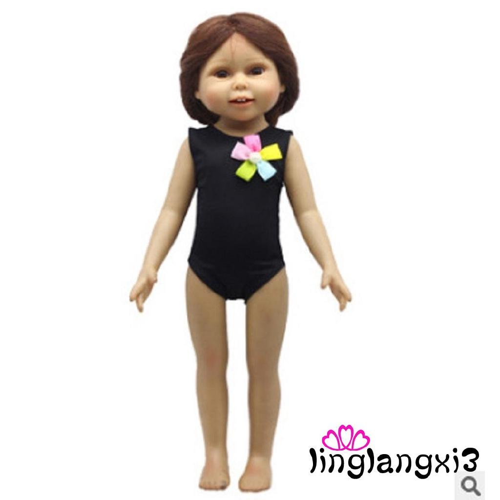 NN.-Newest Toy Gift Barbie Mini Lifebelt Doll Swimsuits Beach Bikini Bathing