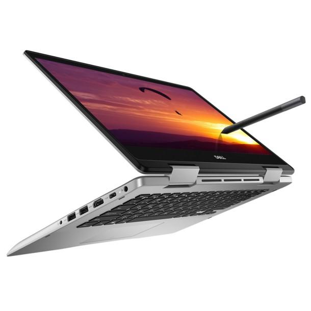 Laptop Dell Inspiron 5482 I5-8265U/8GB/256SSD/FHD/TOUCH + kèm bút (Xách Tay Mỹ)