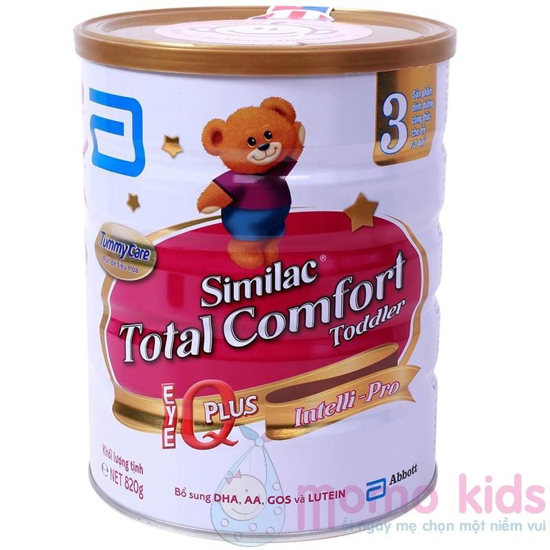 Sữa Similac Total Comfort số 3 820g date 4/2019 - 2780652 , 592016960 , 322_592016960 , 500000 , Sua-Similac-Total-Comfort-so-3-820g-date-4-2019-322_592016960 , shopee.vn , Sữa Similac Total Comfort số 3 820g date 4/2019