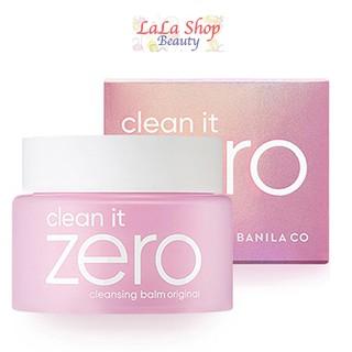 Sáp Tẩy Trang Banila Co Clean It Zero [Mẫu Mới] thumbnail
