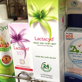 Dung Dịch Vệ Sinh Lactacyd Chai 150ml 2