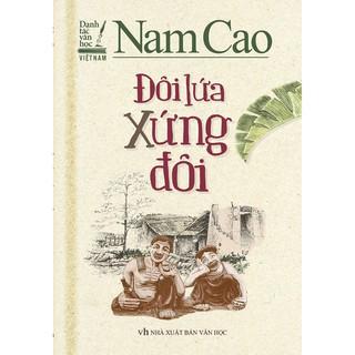 Sách – Danh Tác Văn Học Việt Nam – Đôi Lứa Xứng Đôi