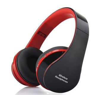 [Mã ELFLASH5 giảm 20K đơn 50K] (Miễn Phí Vận Chuyển) Tai nghe Bluetooth NX-8252 Không Dây Stereo Có Thể Gập Lại