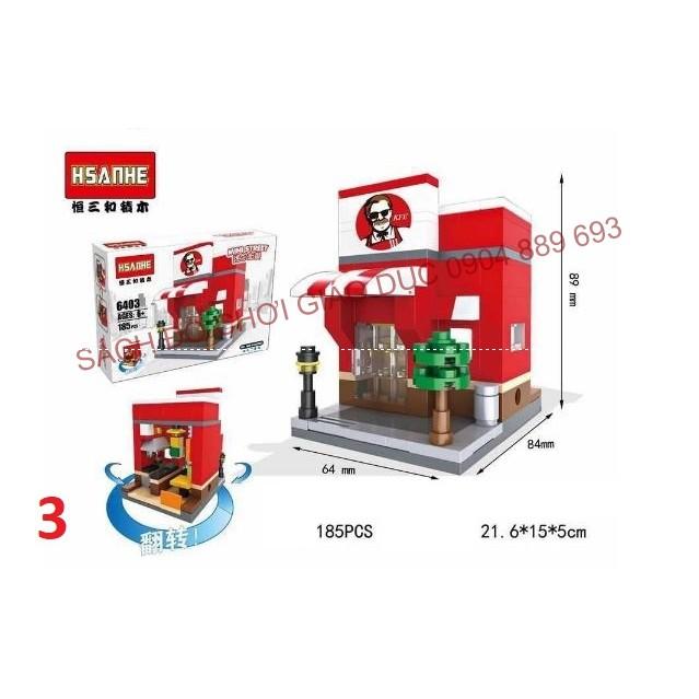 Lego cửa hàng KFC
