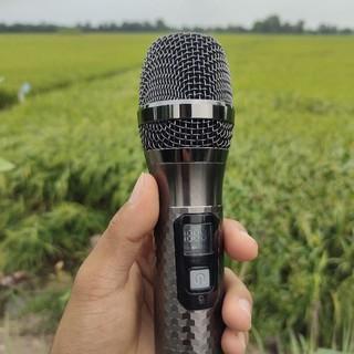 Micro Kim Loại Diamon UHF Loa Kéo Cao Cấp Mẫu Mới