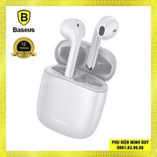 Tai nghe không dây Baseus Encok True Wireless Earphones W04/W04 Pro (TWS,  Earbuds Mini, New Model 2020) ❤
